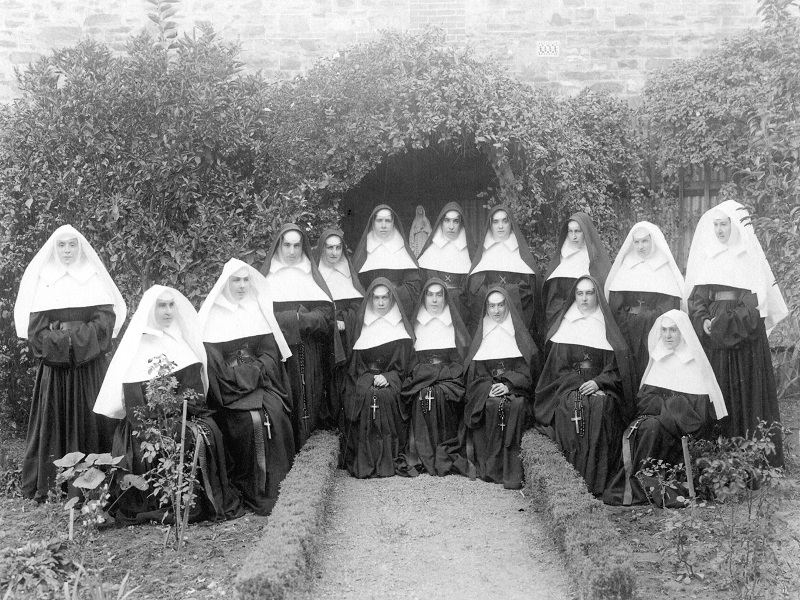 Sisters of Mercy, Adelaide. 1899